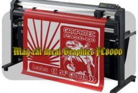 Bảng giá máy cắt decal Graphtec FC8000