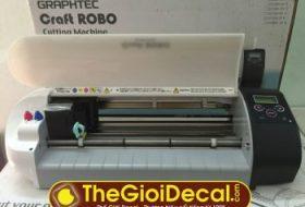 Bảng giá máy cắt decal mini Craft Robo (Graphtec)