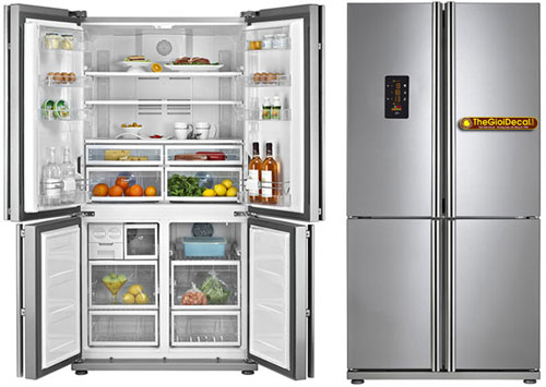 Trang trí decal nam châm dẻo cho tủ lạnh
