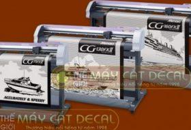 Máy cắt decal Mimaki CG-75FXII