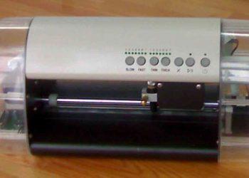 Máy cắt Decal mini DC240