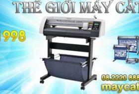 Giá máy cắt chữ decal