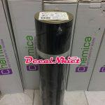 Decal ép nhiệt Pháp màu đen First Mark Black 103 PVC
