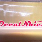 Decal chuyển nhiệt Pháp màu nhũ vàng First Mark TWmark Light Gold 002 (PU)