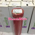 Decal ép nhiệt First Mark Red 106 (PVC) màu đỏ của Pháp
