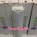 Decal chuyển nhiệt Pháp màu trắng Hotmark Revolution White 301 (chống nhiễm màu)