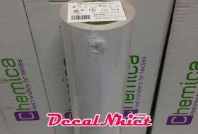 Decal chuyển nhiệt Pháp màu trắng Hotmark Revolution White 301