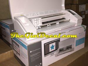 Giá máy cắt decal A3 Cameo 3 cắt, bế tem nhãn, thiệp, mô hình