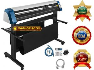 Bảng giá bán máy cắt bế tem nhãn decal giá rẻ AB-720 cắt trực tiếp Corel