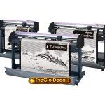 Bảng giá máy cắt bế decal Mimaki CG-75FXII Plus, 130FXII Plus, 160FXII Plus