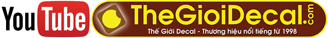 The Gioi Decal Youtube