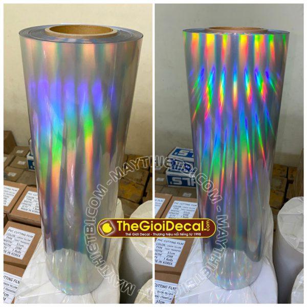 Decal hologgram HQ