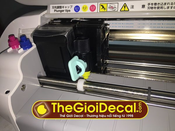 Máy cắt decal loại nhỏ Craft Robo khổ A4
