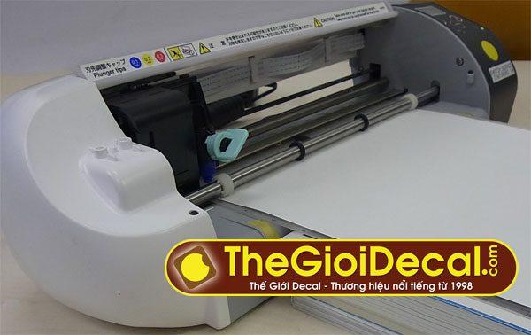 Máy cắt mô hình mini Craft Robo