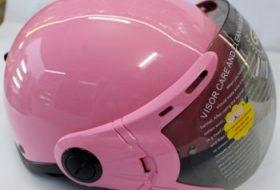 Giấy decal nước in nón bảo hiểm