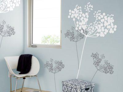 Tuyển thợ dán decal trang trí tường, kính, trần nhà - nội và ngoại thất