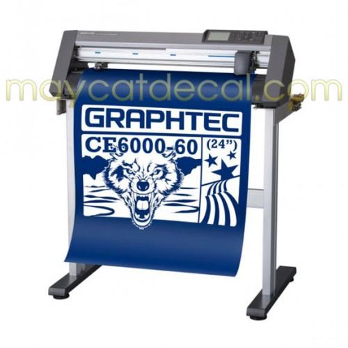 Máy cắt chữ decal Graphtec CE-6000 Nhật
