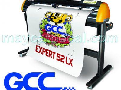 MÁY CẮT DECAL GCC EXPERT 52 LX BẾ TEM NHÃN